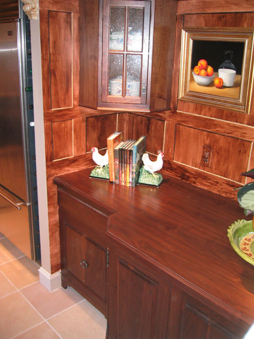 Maryland Custom Kitchen Cabinets Harford County Custom Cabinets ...